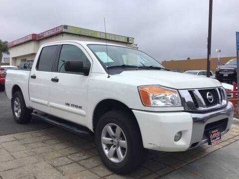 2011 Nissan Titan for sale at CARCO SALES & FINANCE #3 in Chula Vista CA