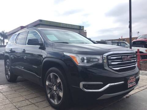 2017 GMC Acadia for sale at CARCO SALES & FINANCE #3 in Chula Vista CA