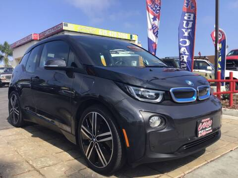 2014 BMW i3 for sale at CARCO SALES & FINANCE #3 in Chula Vista CA