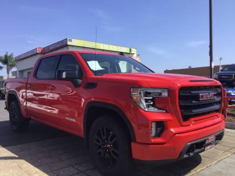 2020 GMC Sierra 1500 for sale at CARCO SALES & FINANCE in Chula Vista CA