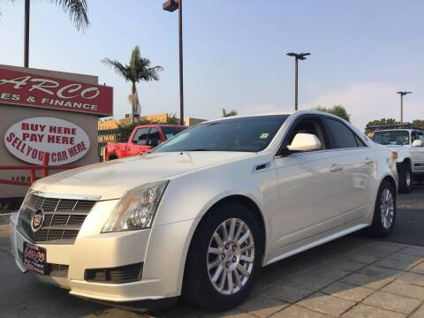 2011 Cadillac CTS for sale at CARCO SALES & FINANCE in Chula Vista CA