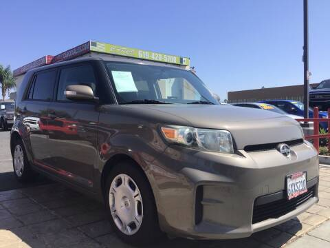 2012 Scion xB for sale at CARCO SALES & FINANCE in Chula Vista CA