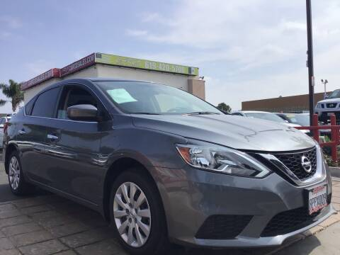 2019 Nissan Sentra for sale at CARCO SALES & FINANCE in Chula Vista CA