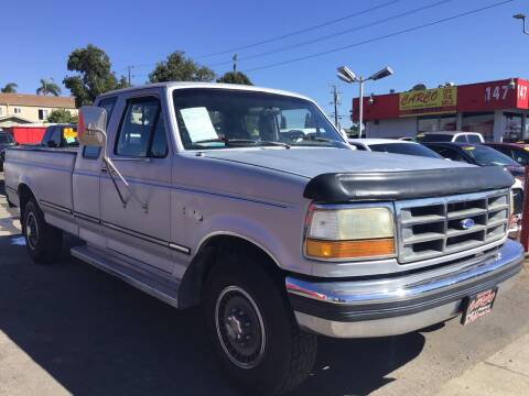 1992 Ford F-250 for sale at CARCO SALES & FINANCE #3 in Chula Vista CA