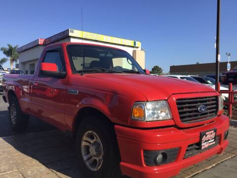 2006 Ford Ranger for sale at CARCO SALES & FINANCE in Chula Vista CA