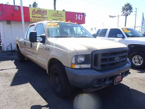2003 Ford F-350 Super Duty for sale in Chula Vista, CA