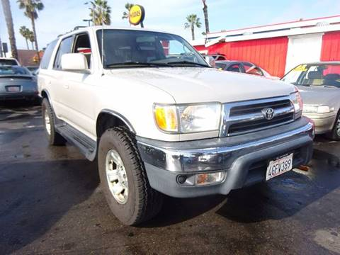 1999 Toyota 4Runner for sale in Chula Vista, CA