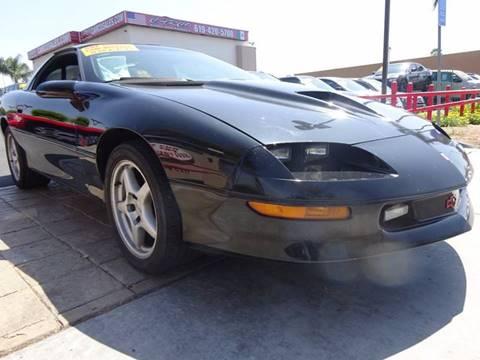 1996 Chevrolet Camaro for sale in Chula Vista, CA