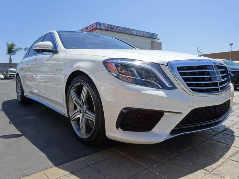 Mercedes-Benz Used Cars financing For Sale Chula Vista CARCO SALES ...