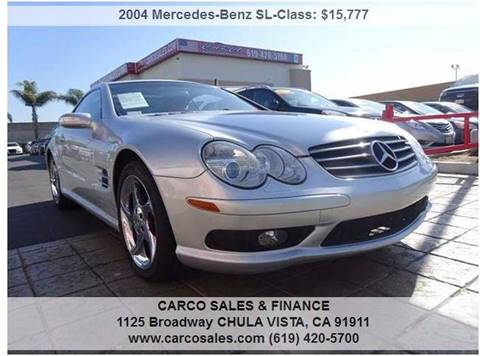 Mercedes benz for sale in chula vista ca for South bay autohaus mercedes benz chula vista ca
