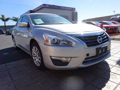 2015 Nissan Altima for sale in Chula Vista, CA