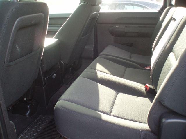 2010 Chevrolet Silverado 1500 4x4 LT 4dr Crew Cab 5.8 ft. SB - Danube MN