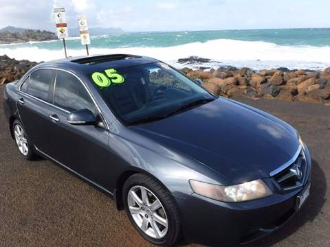 2005 Acura TSX for sale in Lihue, HI