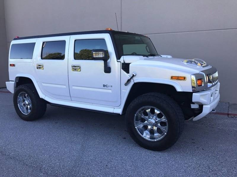 Used Hummer H2 For Sale - CarGurus