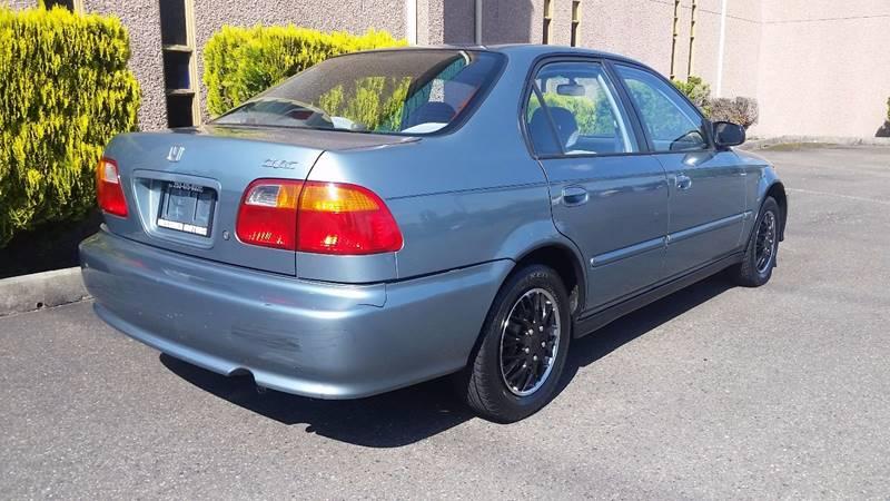2000 Honda Civic VP 4dr Sedan - Tacoma WA