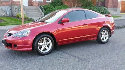 2002 Acura RSX for sale in Tacoma, WA