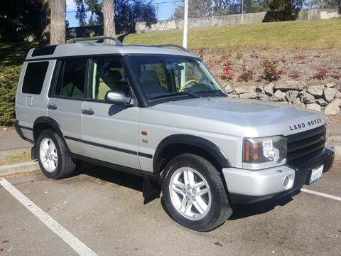 2003 Land Rover Discovery for sale in Tacoma, WA