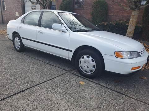 1994 Honda Accord for sale in Tacoma, WA