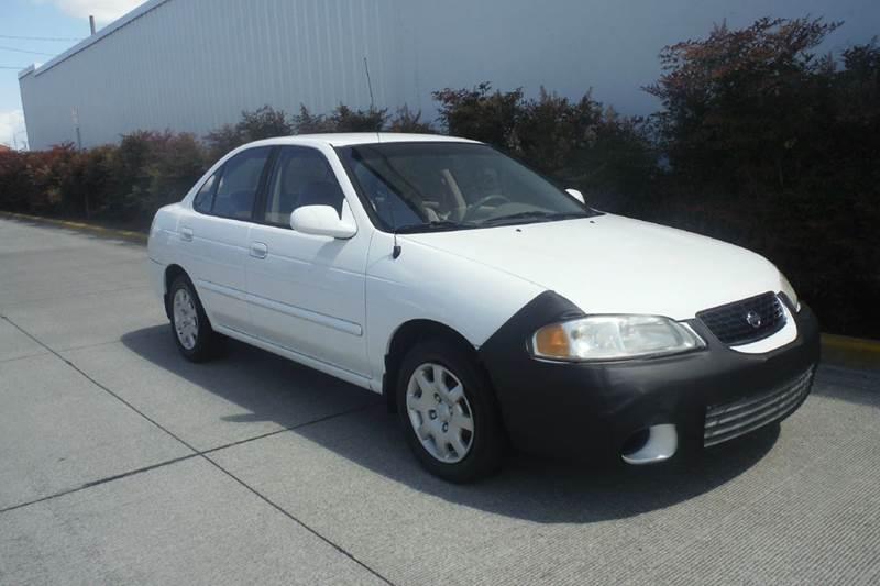 2001 Nissan Sentra GXE 4dr Sedan   Tacoma WA