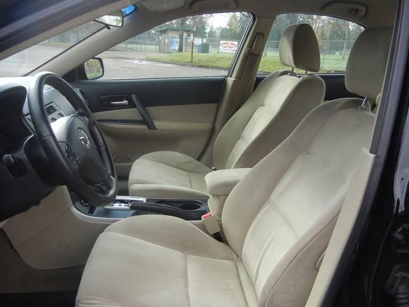 2006 Mazda MAZDA6 s Grand Sport 4dr Sedan - Tacoma WA