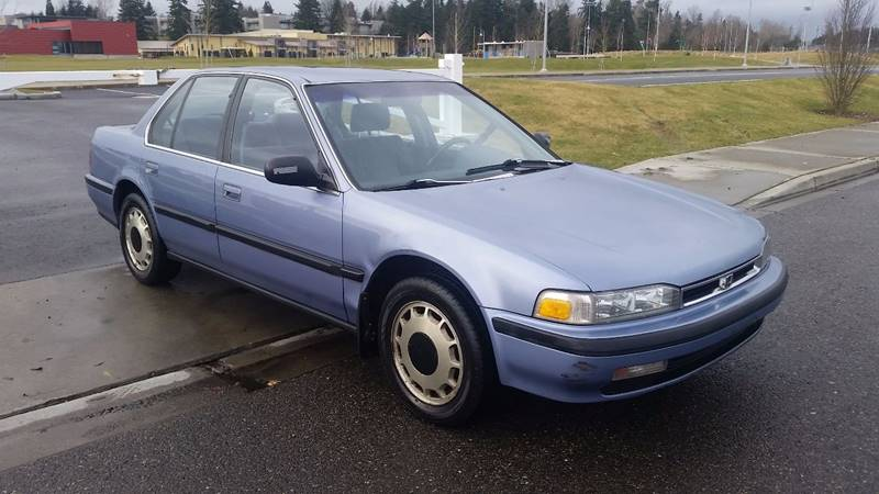 1990 Honda Accord LX 4dr Sedan - Tacoma WA