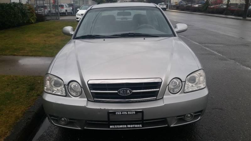2006 Kia Optima LX 4dr Sedan w/automatic - Tacoma WA
