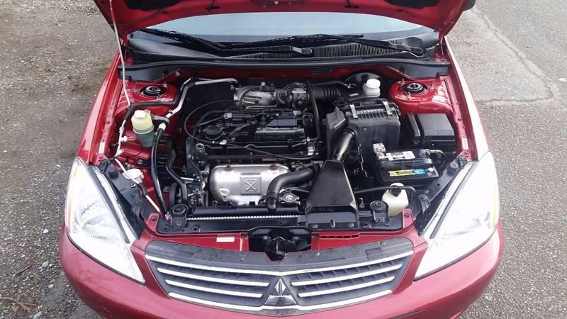 2007 Mitsubishi Lancer ES 4dr Sedan w/Automatic - Tacoma WA