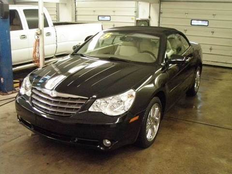 2008 Chrysler Sebring for sale at Autoworks in Mishawaka IN
