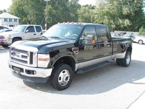 2008 Ford F-350 for sale at Autoworks in Mishawaka IN