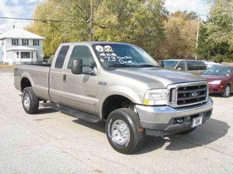 2002 Ford F-350 for sale at Autoworks in Mishawaka IN