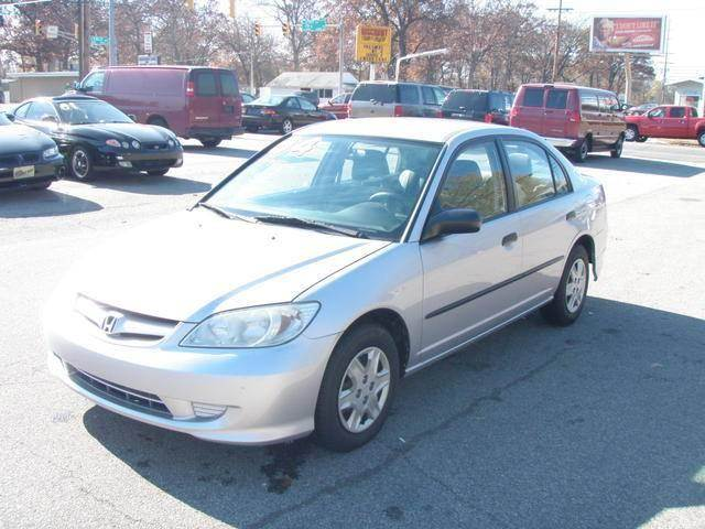 2004 Honda Civic DX VP   Mishawaka IN