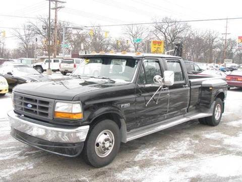 1995 Ford F-350 for sale at Autoworks in Mishawaka IN