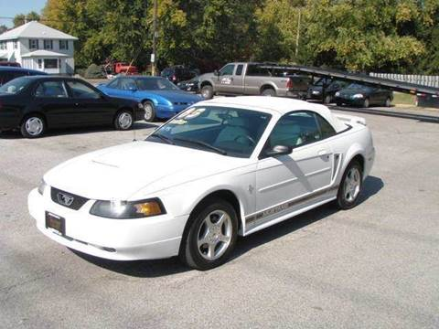 2003 Ford Mustang for sale at Autoworks in Mishawaka IN