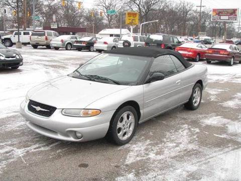 2000 Chrysler Sebring for sale at Autoworks in Mishawaka IN