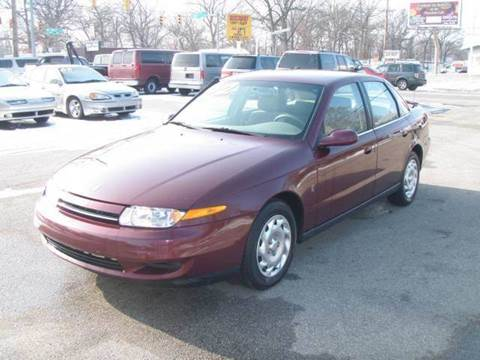2000 Saturn L-Series for sale at Autoworks in Mishawaka IN
