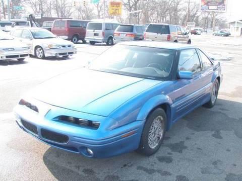 1995 Pontiac Grand Prix for sale at Autoworks in Mishawaka IN