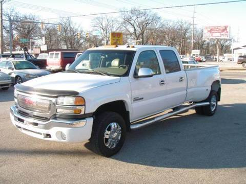 2003 GMC Sierra 3500 for sale at Autoworks in Mishawaka IN