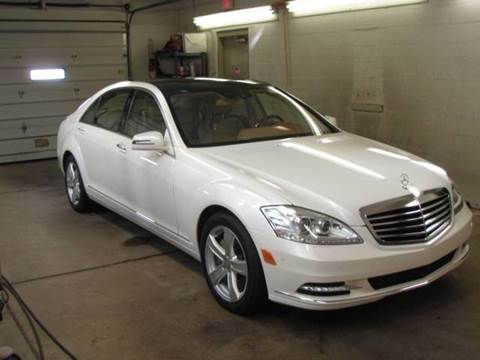 2010 Mercedes-Benz S-Class for sale at Autoworks in Mishawaka IN