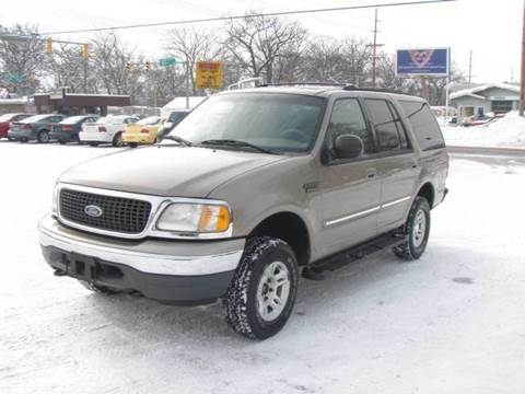 2001 Ford Expedition for sale at Autoworks in Mishawaka IN