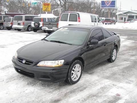 2002 Honda Accord for sale at Autoworks in Mishawaka IN