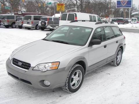 2007 Subaru Outback for sale at Autoworks in Mishawaka IN