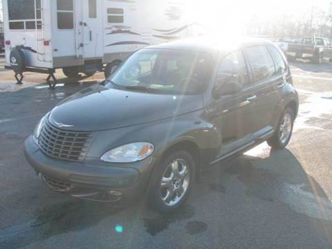 2001 Chrysler PT Cruiser for sale at Autoworks in Mishawaka IN