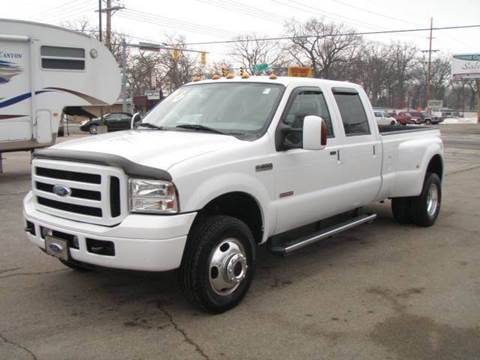 2006 Ford F-350 for sale at Autoworks in Mishawaka IN