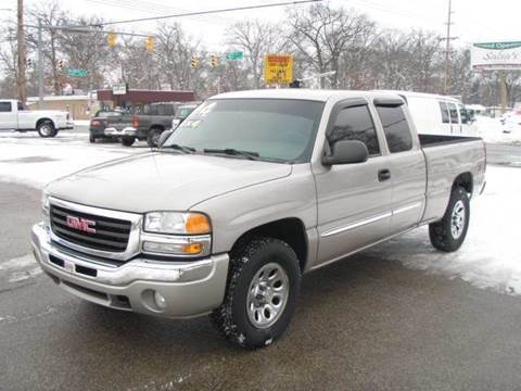 2004 GMC Sierra 1500 for sale at Autoworks in Mishawaka IN