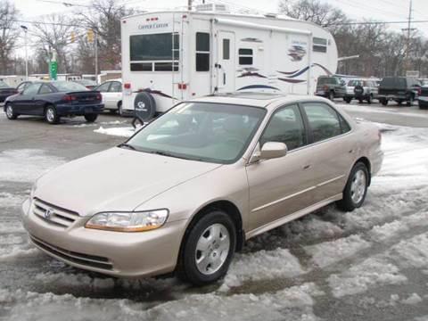 2001 Honda Accord for sale at Autoworks in Mishawaka IN