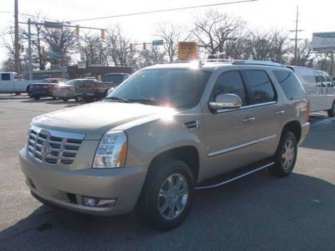 2007 Cadillac Escalade for sale at Autoworks in Mishawaka IN