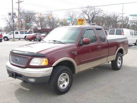1999 Ford F-150 for sale at Autoworks in Mishawaka IN