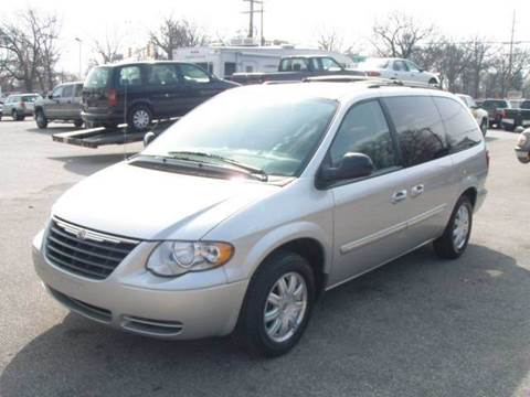 2007 Chrysler Town and Country for sale at Autoworks in Mishawaka IN