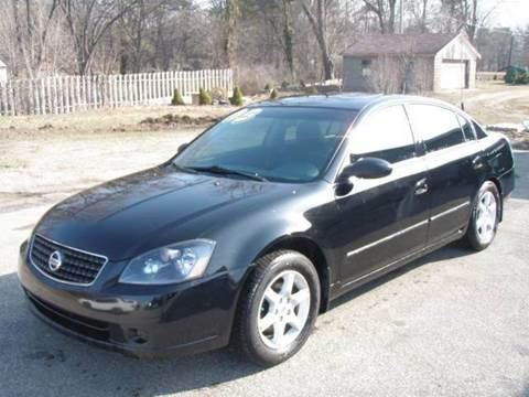 2005 Nissan Altima for sale at Autoworks in Mishawaka IN