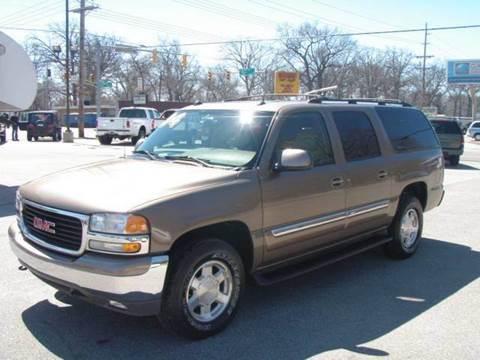 2004 GMC Yukon XL for sale at Autoworks in Mishawaka IN
